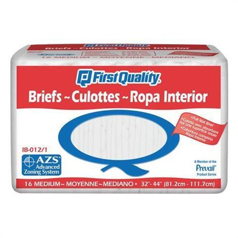 Prevail IB Full Mat Adult Briefs - Heavy Absorbency