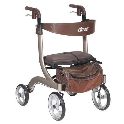 Buy Drive Nitro DLX Four Wheel Rollator