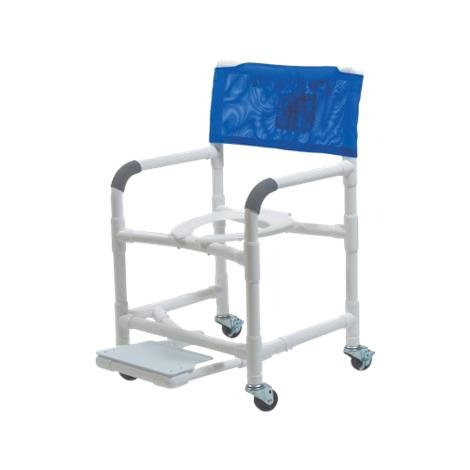 Graham-Field Lumex PVC Shower Chair and Commode