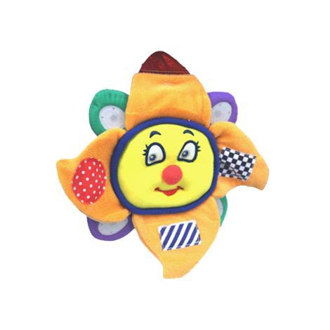 Sunshine Symphony Plush Activity Toy