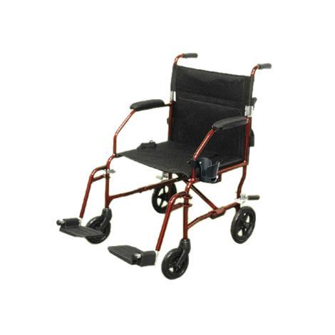 Buy ProBasics Bariatric Steel Transport Chair