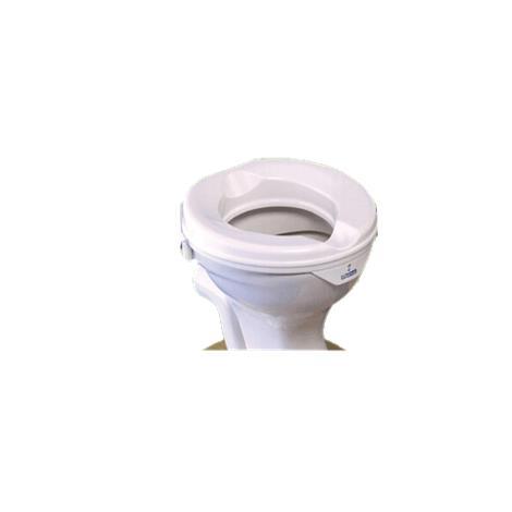 Gordon Ellis Super Prima Raised Toilet Seat Without Lid Raised Toilet Seats