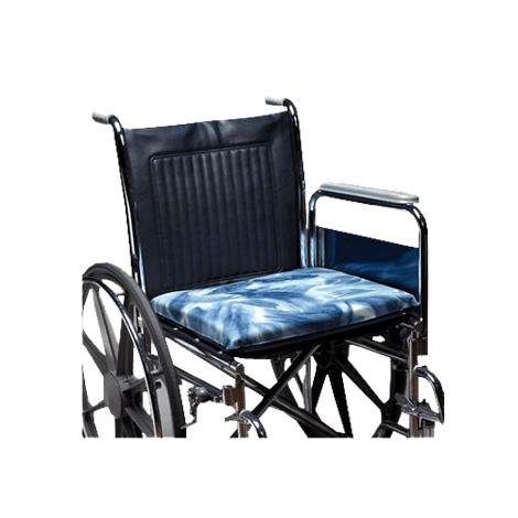 Skil-Care Comfort Foam Bimini Blue Wheelchair Cushion