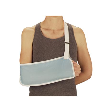 DeRoyal Narrow Pouch Arm Sling with Buckle Closure