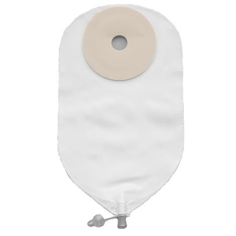 Nu-Hope Nu-Flex Round Post-Operative Adult Urinary Pouch