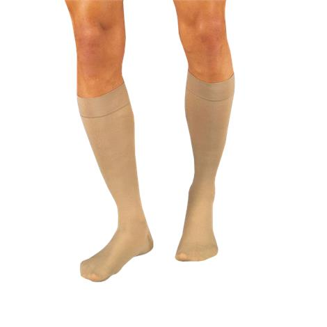 BSN Jobst Relief Large Full Calf Closed Toe Knee-High 20-30 mmHg Firm Compression Stockings