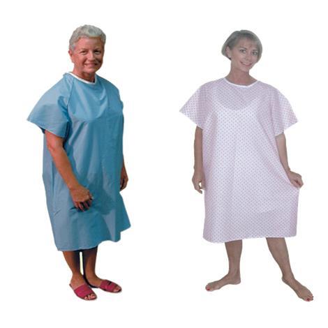Mabis DMI Convalescent Gown