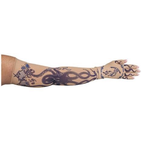 LympheDudes Kraken Compression Arm Sleeve And Glove