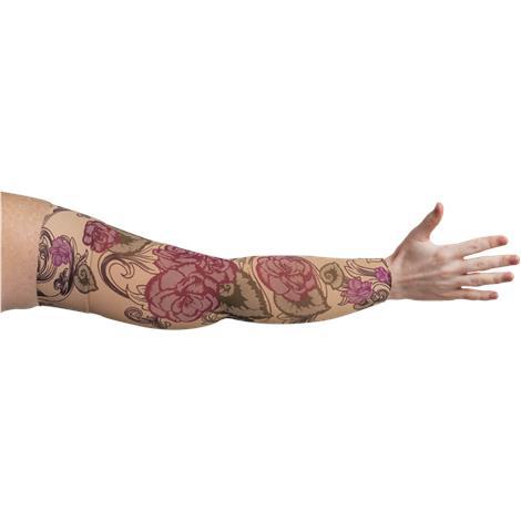 LympheDivas Begonia Compression Arm Sleeve