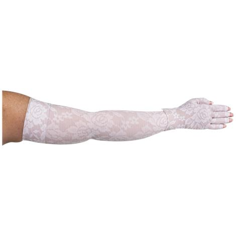 LympheDivas Darling Fair Compression Arm Sleeve And Glove