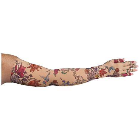 LympheDivas Hummingbird Compression Arm Sleeve And Glove