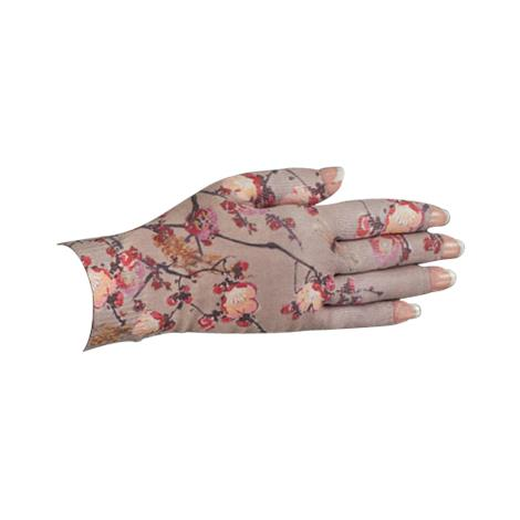 LympheDivas Plum Blossom Compression Glove