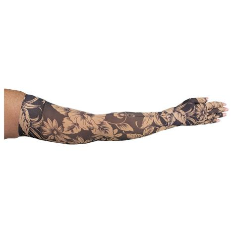 LympheDivas Bali Sand Compression Arm Sleeve And Glove