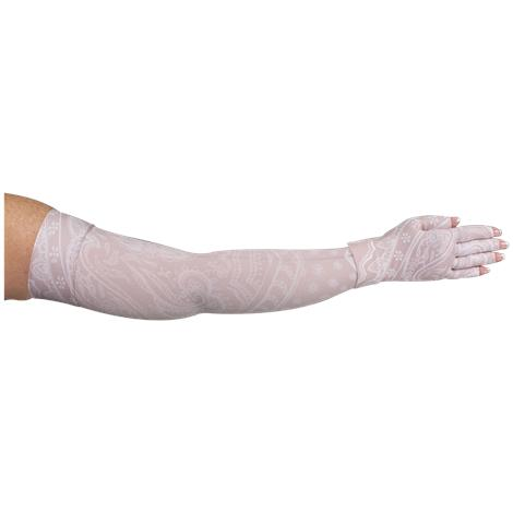 LympheDivas Daisy Fair Compression Arm Sleeve And Glove