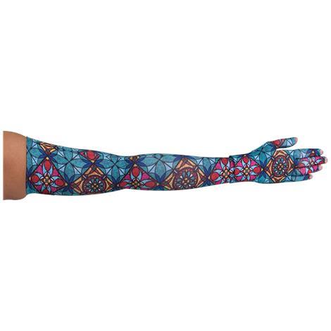 LympheDivas Tiffany Compression Arm Sleeve And Glove