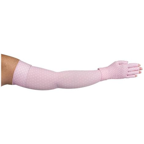 LympheDivas Diva Dots Compression Arm Sleeve And Glove