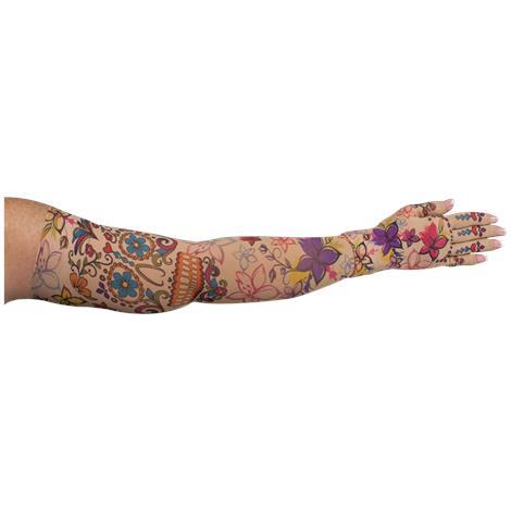 LympheDivas Viva Vida Compression Arm Sleeve And Glove