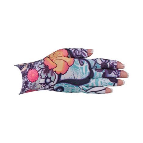 LympheDivas Tattoo Blossom Compression Glove