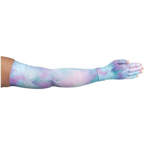 LympheDivas Luna Compression Arm Sleeve And Glove