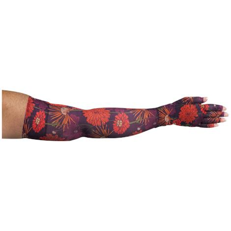 LympheDivas Zahara Compression Arm Sleeve And Glove