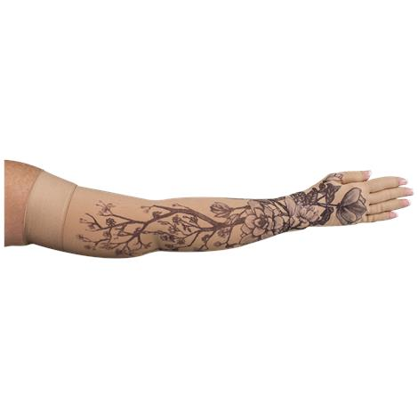 LympheDivas Magnolia Compression Arm Sleeve And Glove