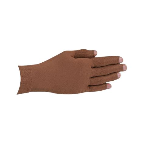 LympheDivas Mocha Compression Glove
