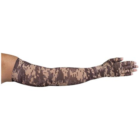 LympheDivas Military Camouflage Compression Arm Sleeve And Glove