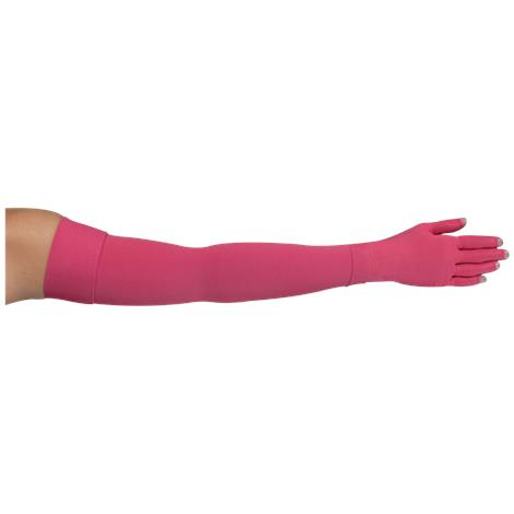 LympheDivas Fuchsia Compression Arm Sleeve And Glove