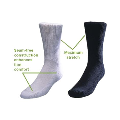 Buy Medicool White Diasox Diabetes Socks