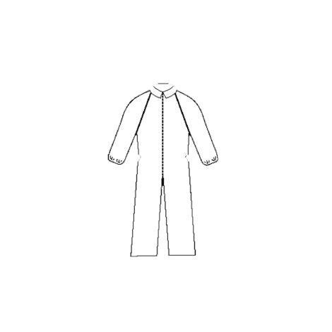 Kimberly-Clark Extra Protection Coverall