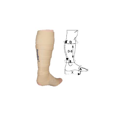Buy Farrow Medical FarrowWrap Trim-to-Fit AD Leg Garment