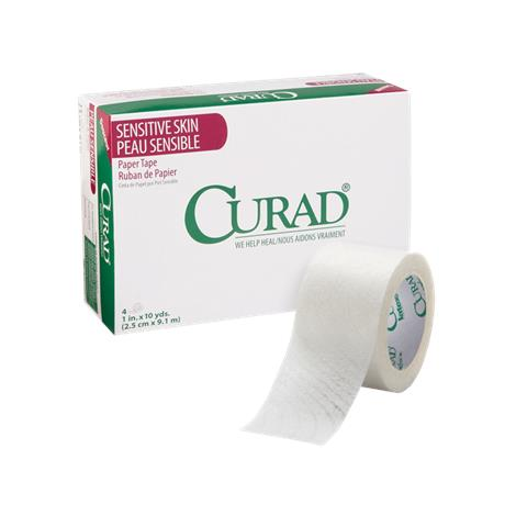 Medline Curad Sensitive Skin Paper Tape
