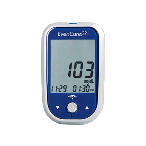 Medline EvenCare G2 Blood Glucose Monitoring System