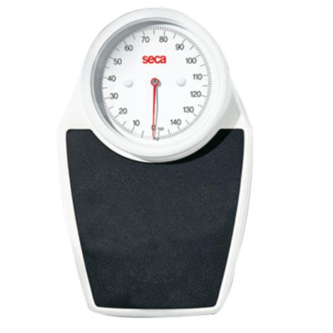 Seca 762 Personal Mechanical Flat Scale with Large Round Dial