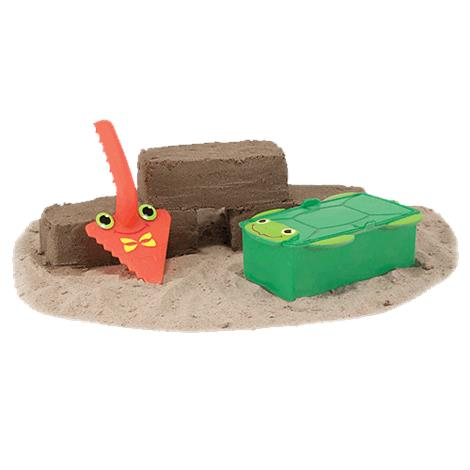 Melissa & Doug Seaside Sidekicks Brick Building Sand Toy