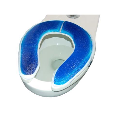 Skil-Care Gel Foam Toilet Seat Cushion