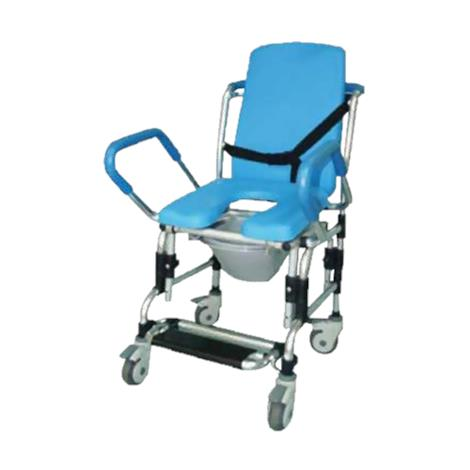 Provider Prevail Mobile Commode Chair