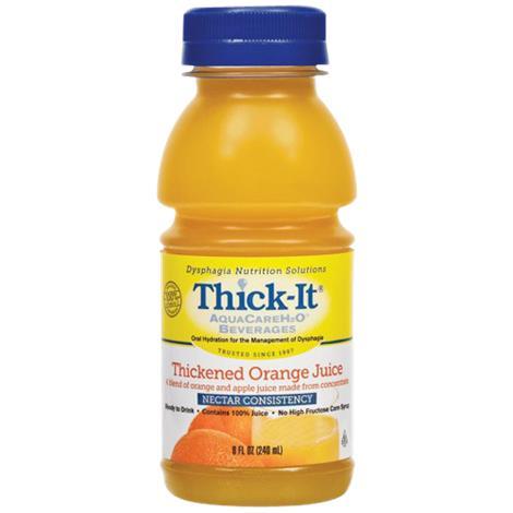 Kent Thick-It AquaCareH2O Thickened Orange Juice