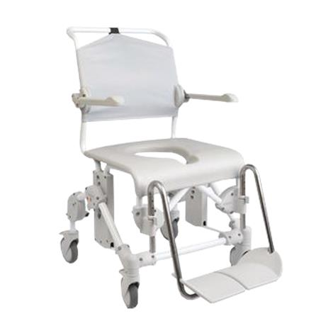 Etac Swift Mobile Shower and Commode Chair Accessories