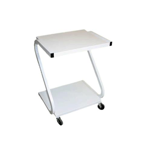 Ideal Z Two Shelf Specialty Equipment Cart