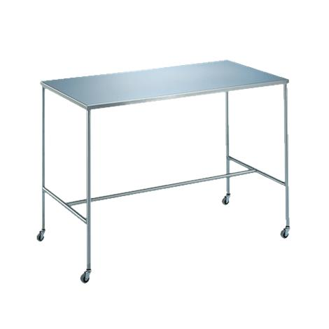Medline Blickman H-Brace Instrument Tables