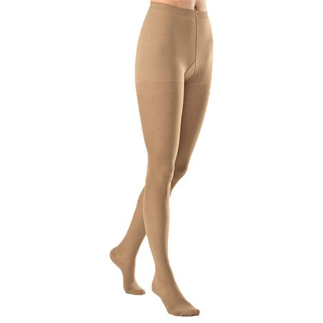 FLA Orthopedics Activa Graduated Therapy Closed Toe 20-30 mm Hg Moderate Support Pantyhose