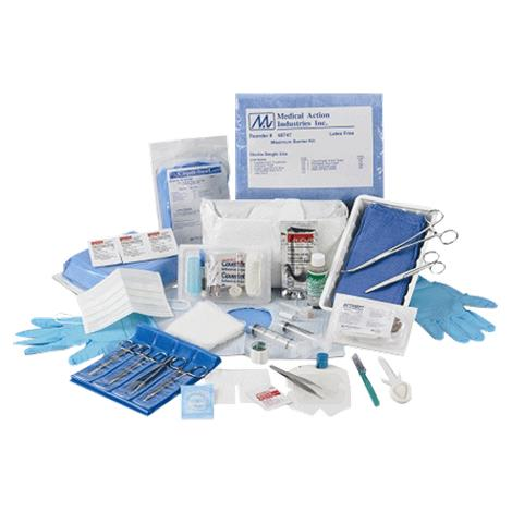 Medical Action One Time Suture Removal Tray Kit