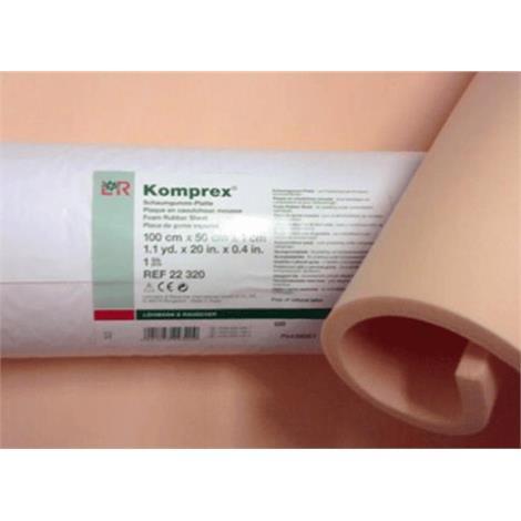 Lohmann & Rauscher Komprex Foam Rubber Sheet