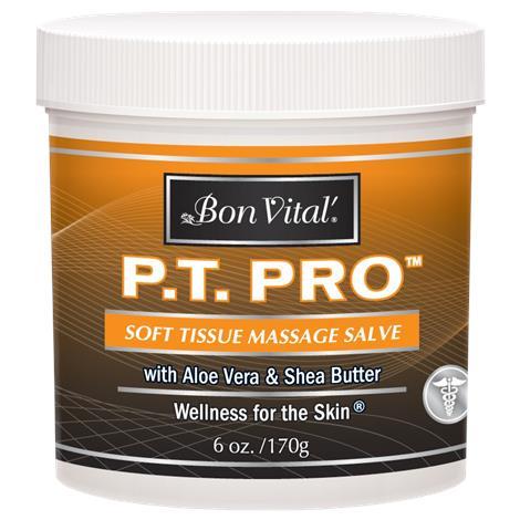 Bon Vital PT Pro Scented Soft Tissue Massage Salve