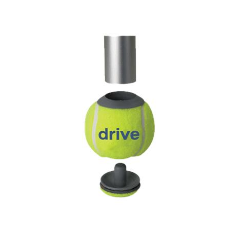 Drive Tennis Ball Glides With Replaceable Glide Pads