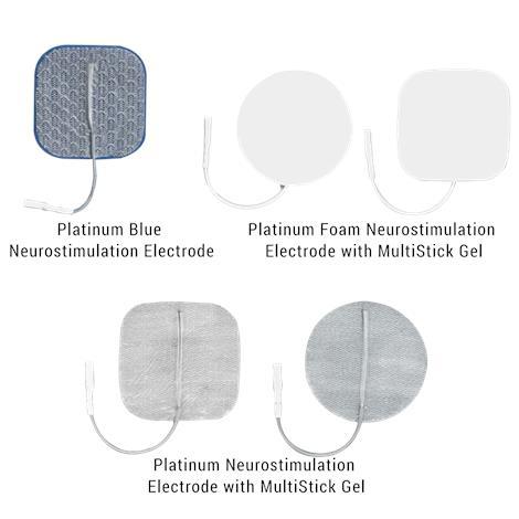 Axelgaard PALS Platinum Neurostimulation Electrodes - 40/Pack