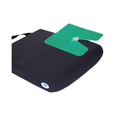 Buy Medline Anti-Thrust Wheelchair Seat Cushion With Gel