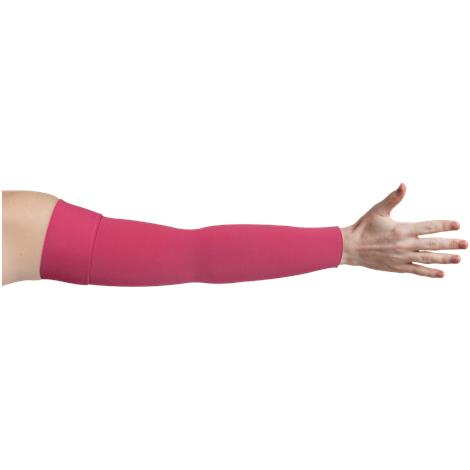 LympheDivas Fuchsia Compression Arm Sleeve