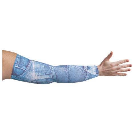 LympheDivas Denim Diva Compression Arm Sleeve